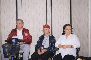 NMIAI Jun 09 Graduation Ralph Mottola, Michael Miglino, Maria Figueroa