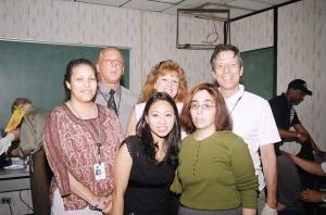 NMIAI Jun 09 Russell Dolecal, Elaine Preto, Bert Hirsch, Ritchie Chavez, Leslie Wohlfeld